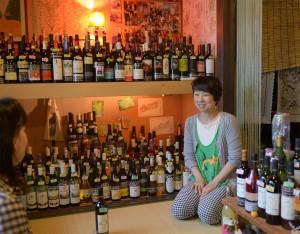 ワイン京都押入れ